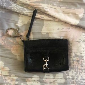 Rebecca Minkoff- Mini Wallet with Keychain